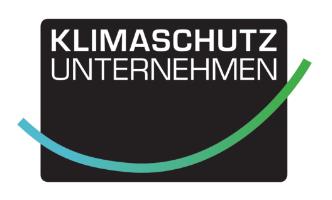Logo Klimaschutz Unternehmen